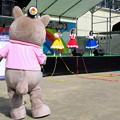 Photos: スイートポップキャンディの歌謡ショーを見ている・・海苔巻き珍太郎