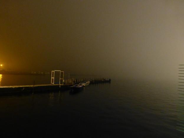 霧の湖水祭り
