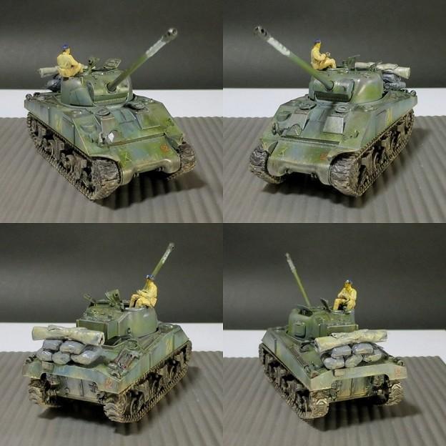 13-16 Sherman 1C Firefly  1;48