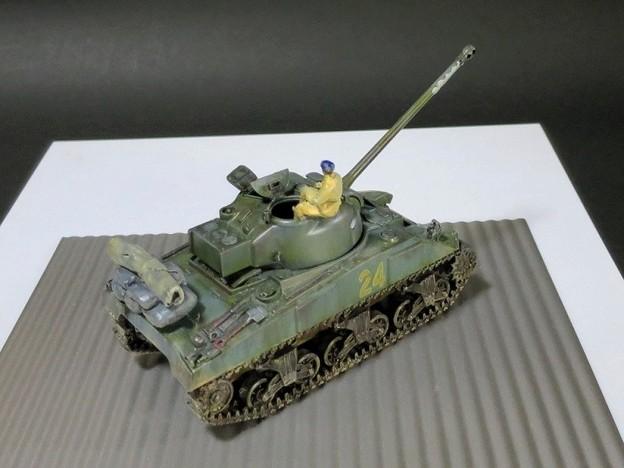 08 Sherman 1C Firefly  1;48 (Tamiya)