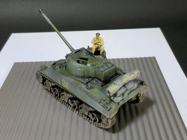 07 Sherman 1C Firefly  1;48 (Tamiya)