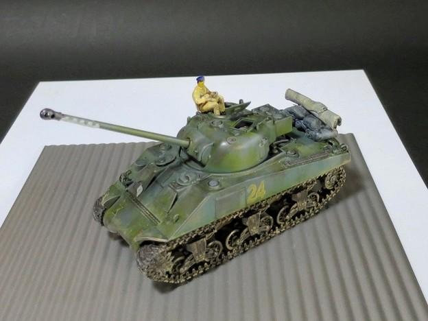 05 Sherman 1C Firefly  1;48 (Tamiya)