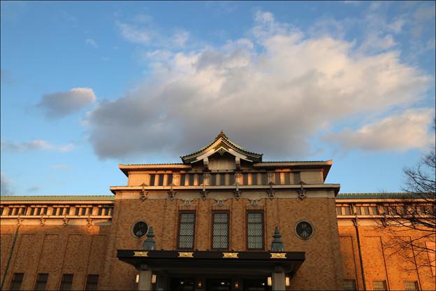 Photos: 夕映えの京都市美術館