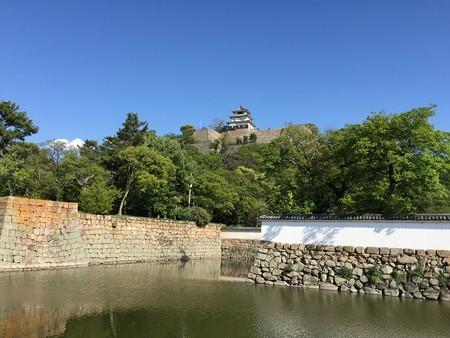 20160518丸亀城1