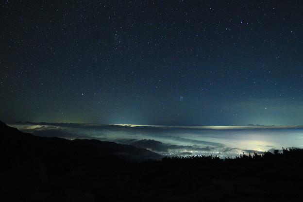 蝶ヶ岳山頂4