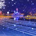 写真: 名花之里冬點燈