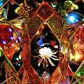 写真: 和の灯り