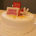 Photos: セレブレーションケーキ