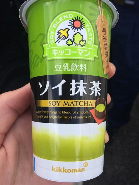 キッコーマンソイ抹茶