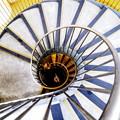 Photos: 螺旋階段
