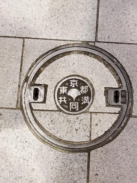 東京都のフタ(共同溝)