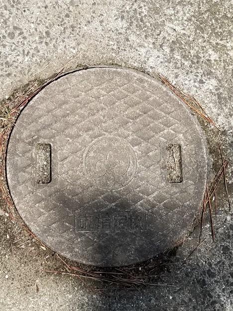 茨城県土浦市のフタ(市指定協)