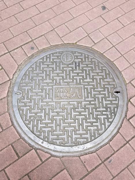 日本住宅公団のフタ(電気)