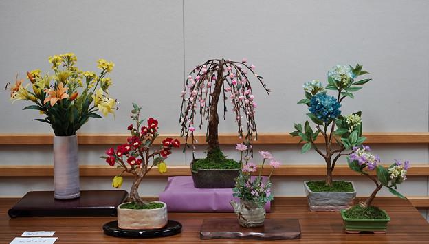 Photos: 花遊び展3-2