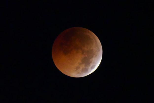 Photos: 皆既月食1-5