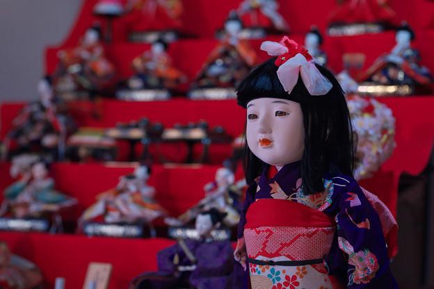 Photos: 萩古雛祭り4-1