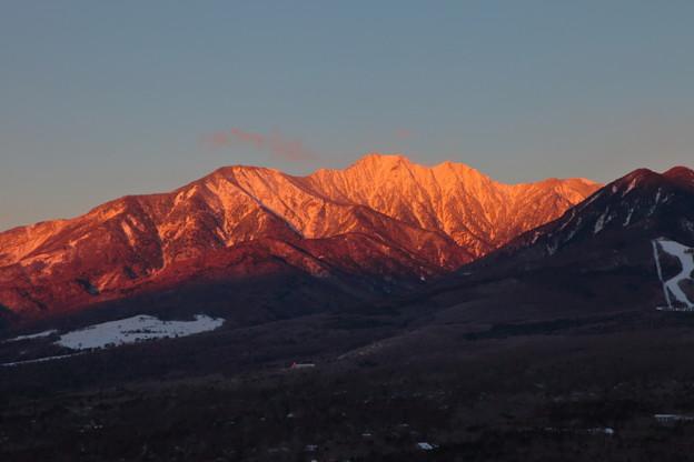 Photos: 厳冬 八つ