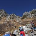 Photos: ここ先は山登り