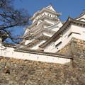 年末の姫路城(6)