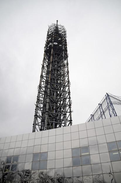 1月30日、多摩六都科学館(スカイタワー西東京)