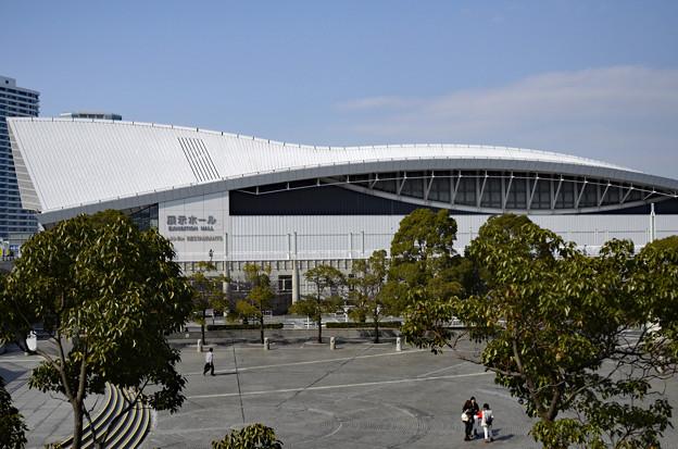 2月28日、パシフィコ横浜 展示ホール