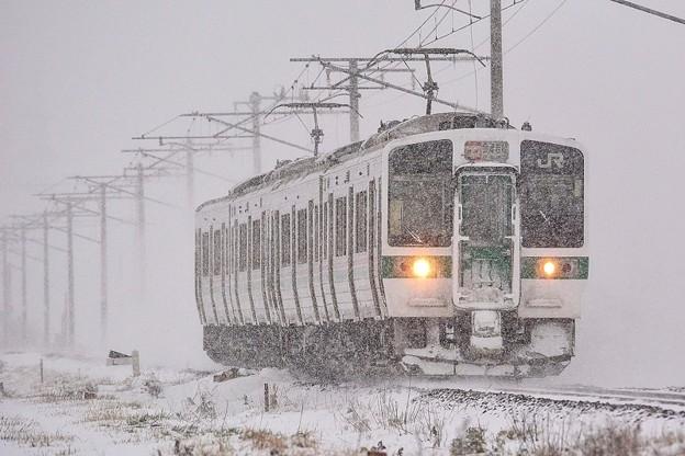 9228M(会津若松側先頭車:H-17)