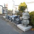 Photos: 桃鉄の石像