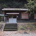 写真: 坪尻駅駅舎