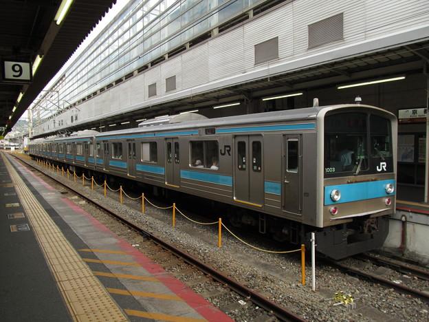 Photos: JR奈良線に活躍の場を移した205系1000番代