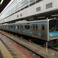 JR奈良線に活躍の場を移した205系1000番代