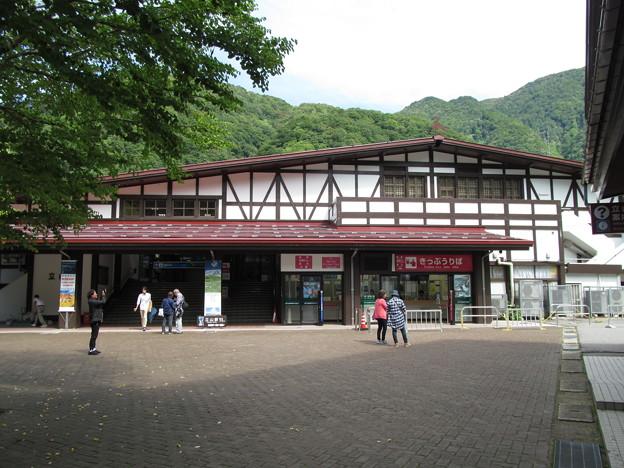 立山駅駅舎
