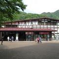 写真: 立山駅駅舎