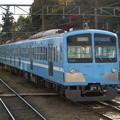 Photos: 近江鉄道で余生を送る西武新101系電車