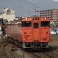 Photos: LRTへの転換が検討されている桃太郎線