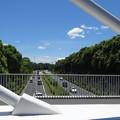 写真: 陸橋の上から   2