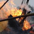 Photos: 燃える炎  1/3