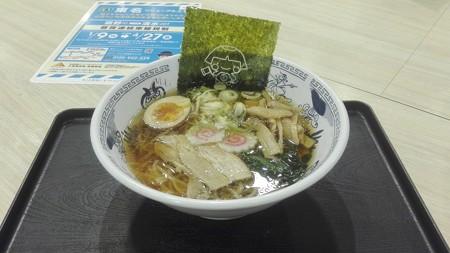 金太郎醤油ラーメン