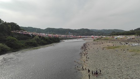 相模川こいのぼり高田橋