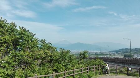 桃花橋公園 展望台