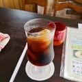 写真: 水出しアイスコーヒー@カフェモカ壱番館