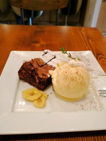 ガトーショコラ CHIEZO CAFE