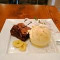 写真: ガトーショコラ CHIEZO CAFE