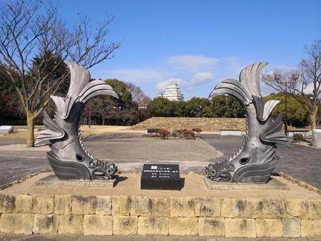 鯱 姫路城