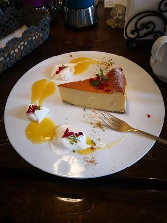チーズケーキ@パペルブルグ