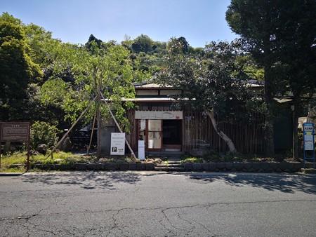 天正庵跡のパン屋