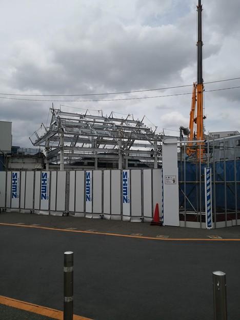 Photos: 新片瀬江ノ島駅 骨格