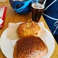 Photos: パンオショコラとカレーパン