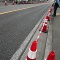 Photos: 交通規制中 相模原二本松