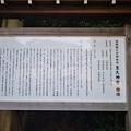 Photos: 鵠沼皇大神宮 由緒