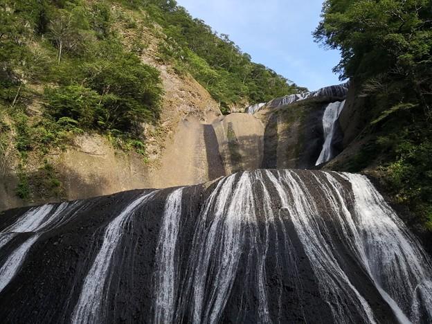 三段目の滝 袋田の滝